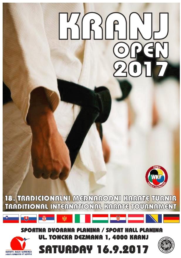 Kranj Open 2017