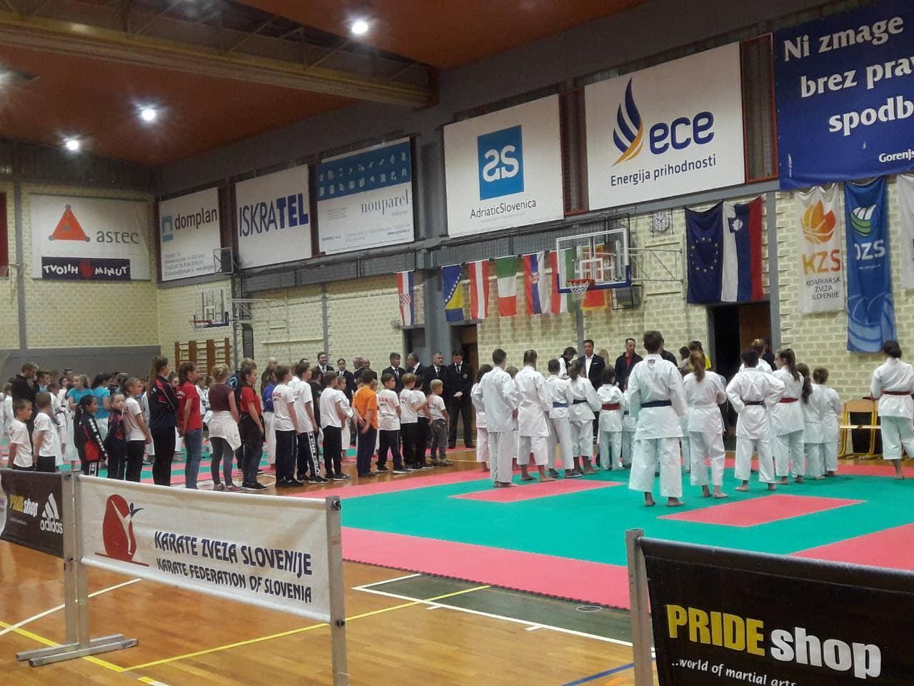 Kranj Open 2018