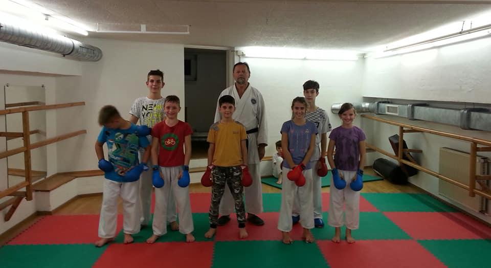 Karate klub Shotokan Kranj